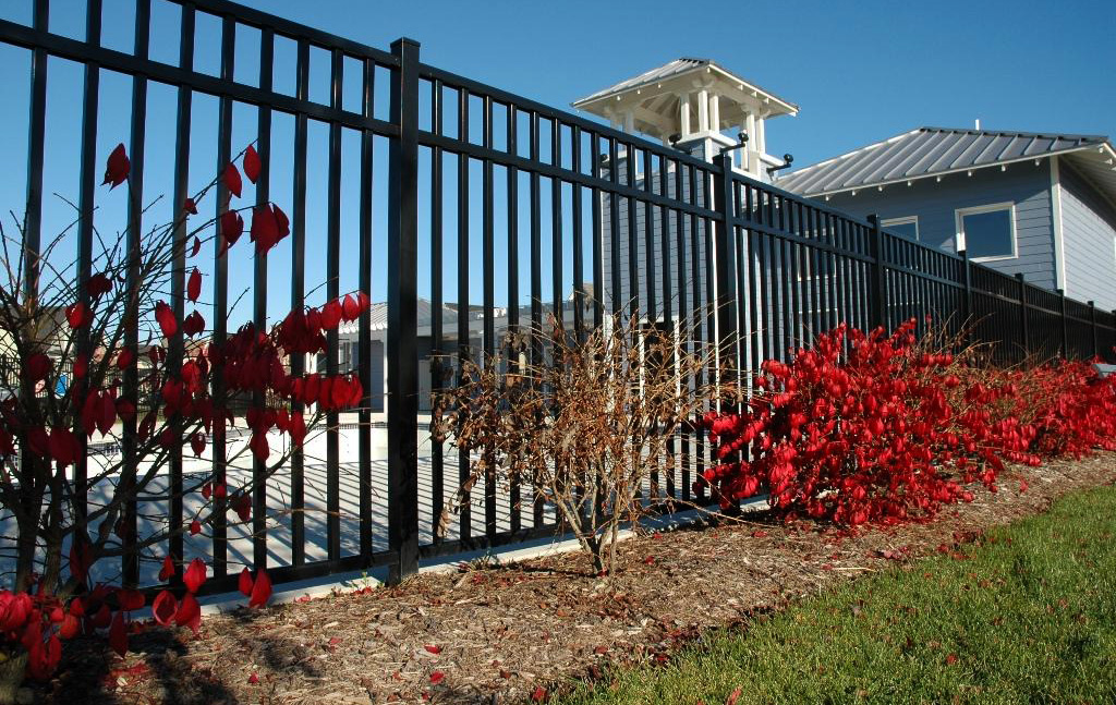 Aluminum Fence Heavy Duty Aluminum Fence Panels Factory