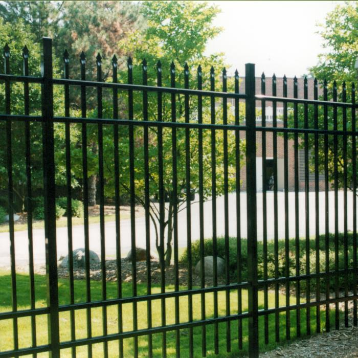 Aluminum Fence Heavy Duty Aluminum Fence Panels Factory