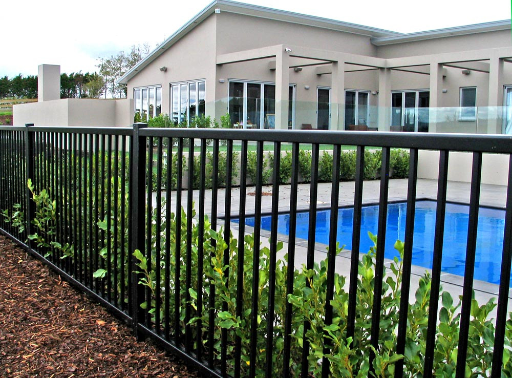 Aluminum fence heavy duty panels factory