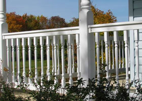 Wholesale Vinyl Railing