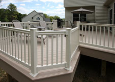 Commercial Grade Railing and Stair Railing