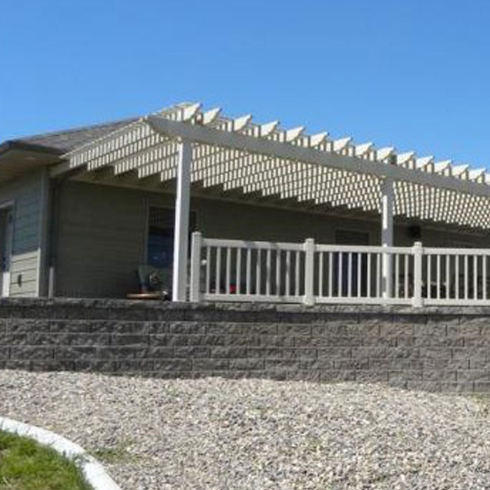 wind certified pergolas and patio covers