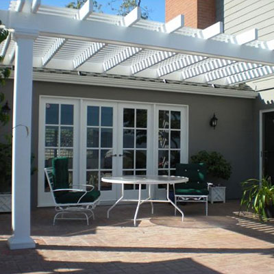 vinyl patio cover
