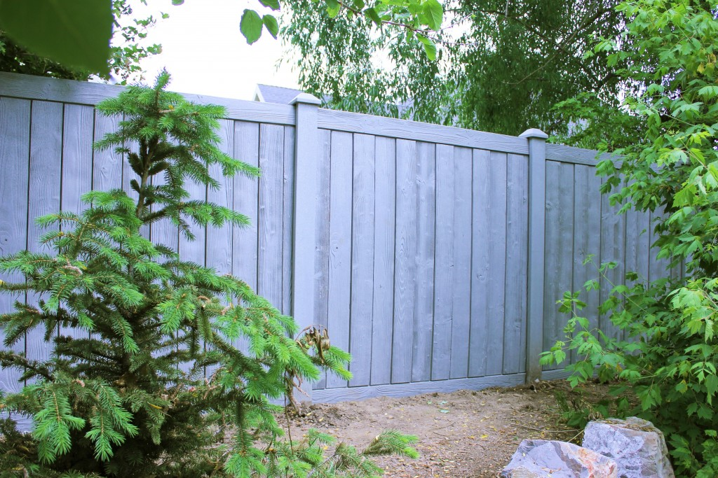 Nantucket Gray Ashland Privacy Fence 2