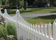 Austin picket fences