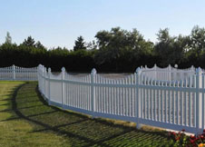 Austin picket fence designs