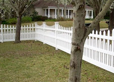 Denver picket fence