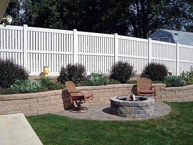 Instant Privacy Decks : Bel air semi privacy pool fence vinyl wholesaler