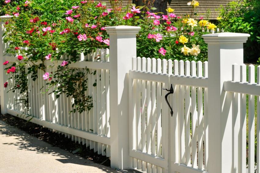 Trenton Picket Fence
