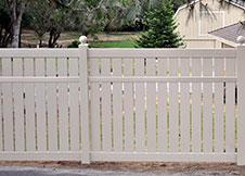 shasta vinyl privacy fence
