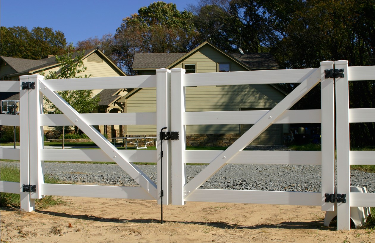 vinyl fence gate hardware galvanized white horse fence vinyl horse fence farm post and rail fence fast shipping