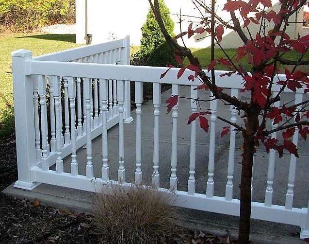 Boston Railing- Stair Railing porch railing