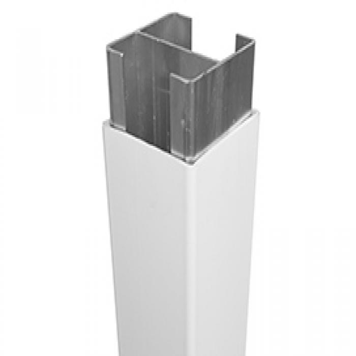 Aluminum Gate Post Inserts
