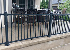 Minnesota Aluminum Railing Factory Direct