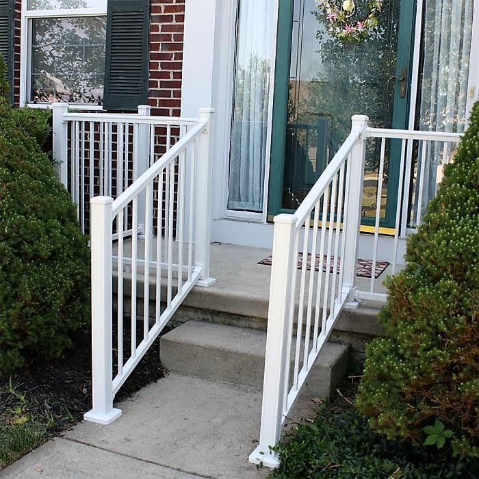 balcony railing code Minnesota Aluminum Railing Heavy Duty Black Aluminum Deck
