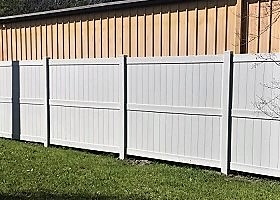 10' Tall privacy fence wholesale