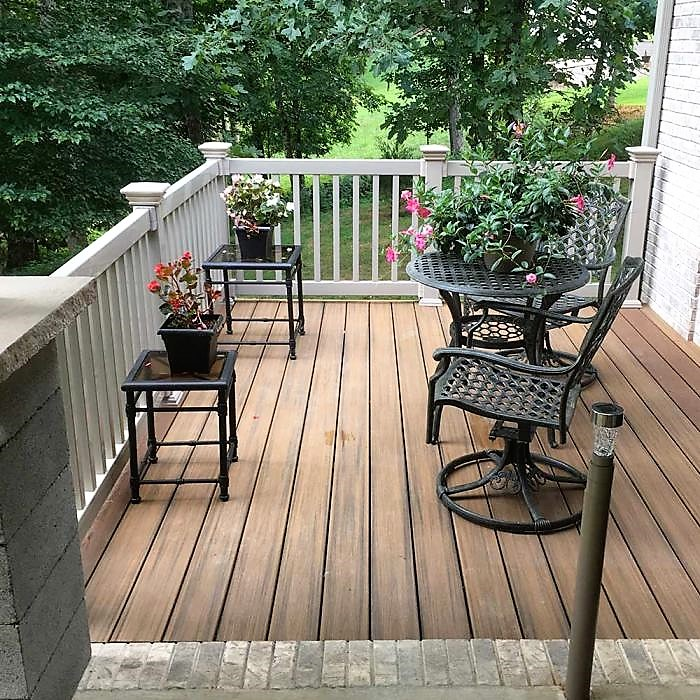 Cardinal Deck Railing and Stair Railing