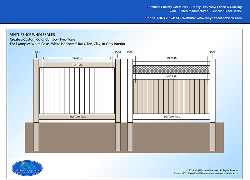 Vinyl Fence Planning Guide - How To Plan Your Vinyl Fence Project