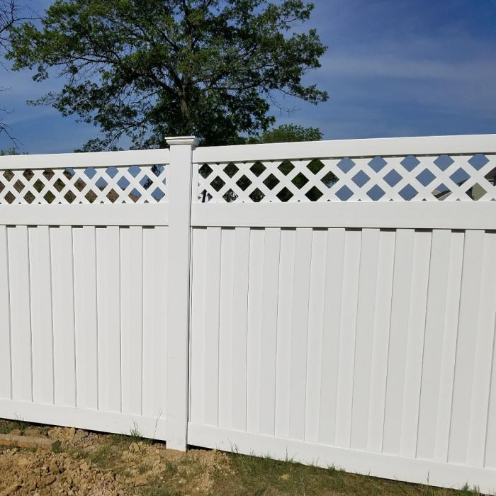 Florida Vinyl Privacy Fence | Wind Certified Privacy Fence