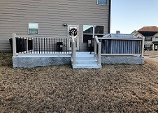 Beaumont Aluminum Railing