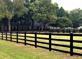 Kentucky horse fence