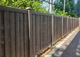 Sherwood Privacy Fence